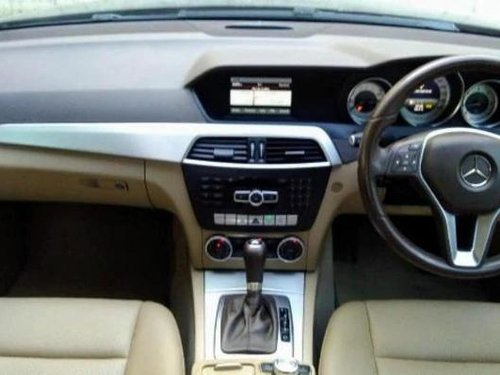 2014 Mercedes Benz C-Class AT for sale in Ahmedabad