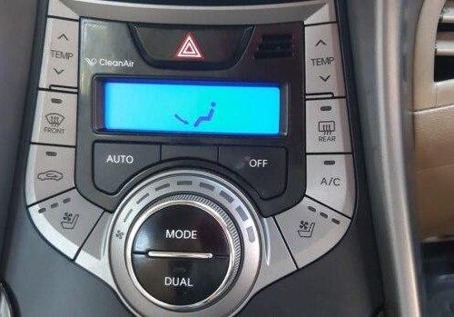 2013 Hyundai Elantra CRDi SX AT for sale in Ahmedabad