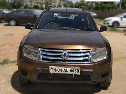 Used Renault Duster 2013 MT for sale in Tiruchirappalli