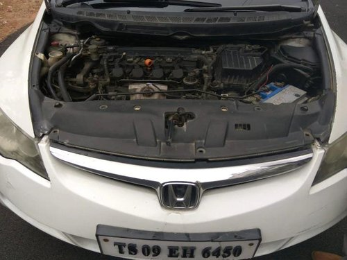 Used Honda Civic 2007 MT for sale in Hyderabad-5