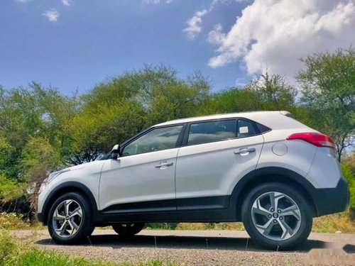 Used 2018 Creta 1.6 CRDi SX Option  for sale in Nashik-9