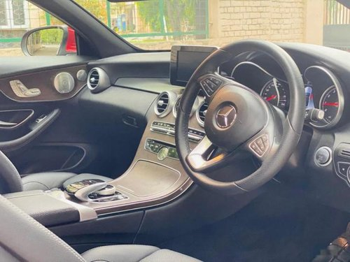 Used Mercedes Benz C-Class C300 Cabriolet 2018 AT for sale in New Delhi