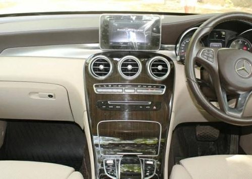 2018 Mercedes Benz GLC AT for sale in Ahmedabad