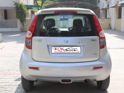Used Maruti Suzuki Ritz 2013 MT for sale in Ahmedabad