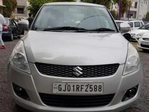 Maruti Suzuki Swift AMT ZDI 2014 AT for sale in Ahmedabad
