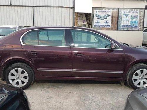 Used Skoda Superb 2011 MT for sale in Pune