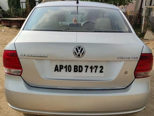 Used Volkswagen Vento 2013 MT for sale in Hyderabad