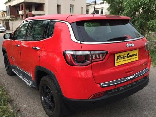 Used 2018 Jeep Compass MT for sale in Jaipur