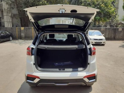 Hyundai Creta 1.6 VTVT SX Plus Dual Tone 2017 MT for sale in Thane