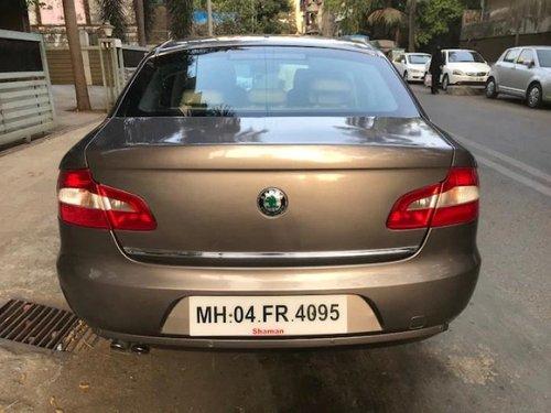 Used Skoda Superb 2012 MT for sale in Mumbai