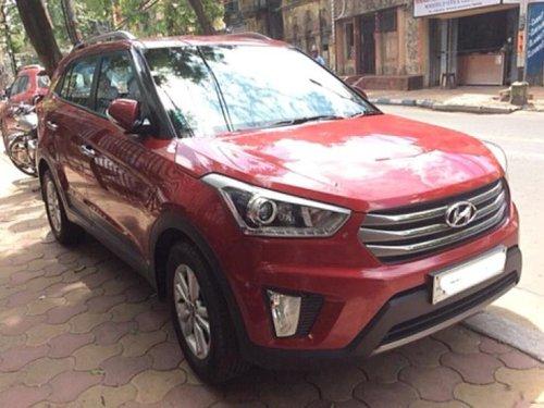 Used Hyundai Creta 1.6 CRDi SX 2015 MT in Kolkata
