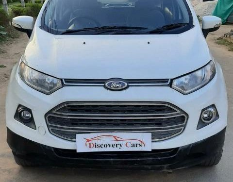 Used Ford EcoSport 2013 MT for sale in Gurgaon