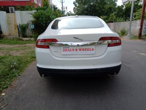 Used Jaguar XF 2011 AT for sale in Hyderabad