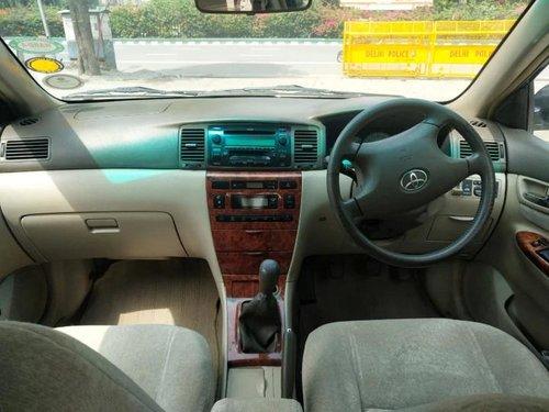 Used Toyota Corolla H2 2006 MT for sale in New Delhi