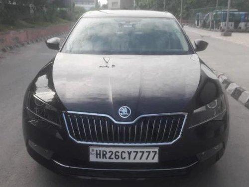 Used 2016 Skoda Superb AT for sale in New Delhi