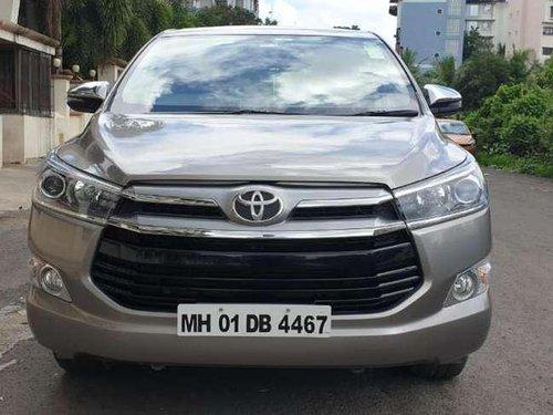 Toyota INNOVA CRYSTA 2.4 ZX Manual, 2018, MT in Mumbai