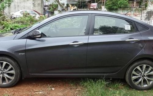 Hyundai Verna 1.6 SX VTVT 2015 AT for sale in Kolkata