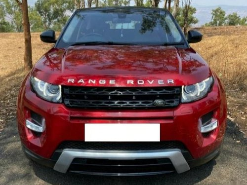 Used Land Rover Range Rover Evoque 2015 AT for sale in Mumbai
