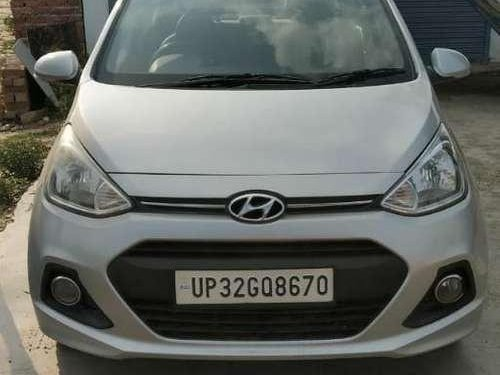 Used 2015 Hyundai Xcent MT for sale in Lucknow