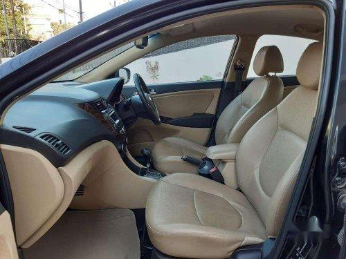 Hyundai Verna Fluidic 1.6 CRDi SX , 2015, AT for sale in Hyderabad