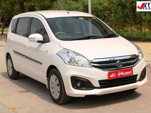 Used Maruti Suzuki Ertiga SHVS VDI 2018 MT in Ahmedabad