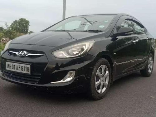 2012 Hyundai Fluidic Verna MT for sale in Hyderabad
