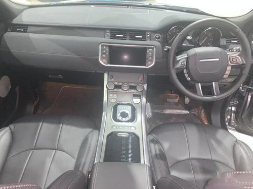 Used Land Rover Range Rover Evoque 2019 AT in Hyderabad