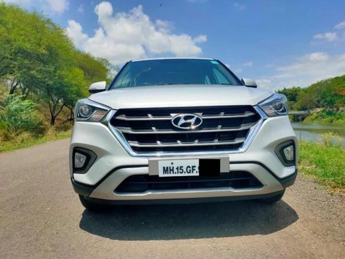 Used 2018 Creta 1.6 CRDi SX Option  for sale in Nashik-17