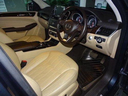 Used Mercedes Benz GLE 2016 AT for sale in Kolkata