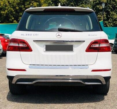 Used Mercedes Benz M Class ML 350 CDI 2015 AT for sale in New Delhi