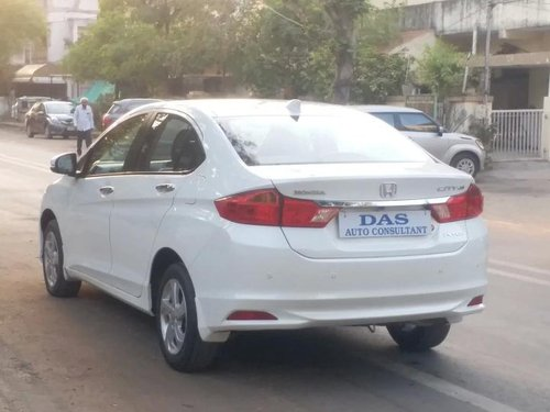 Used 2016 Honda City 1.5 V MT for sale in Ahmedabad