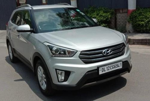 Used Hyundai Creta 2015 AT for sale in New Delhi