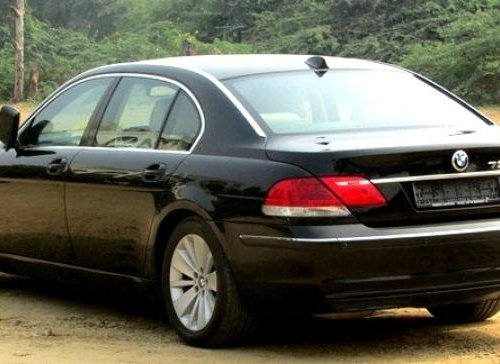 BMW 7 Series 730Ld  2009 AT for sale in Ahmedabad