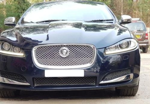 Used Jaguar XF 2013 AT for sale in Mumbai