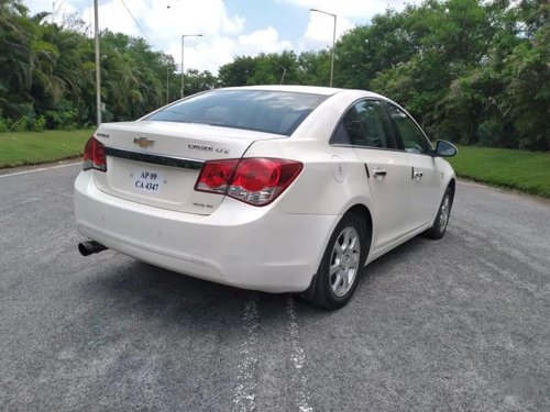 Used Chevrolet Cruze 2010 AT for sale in Hyderabad