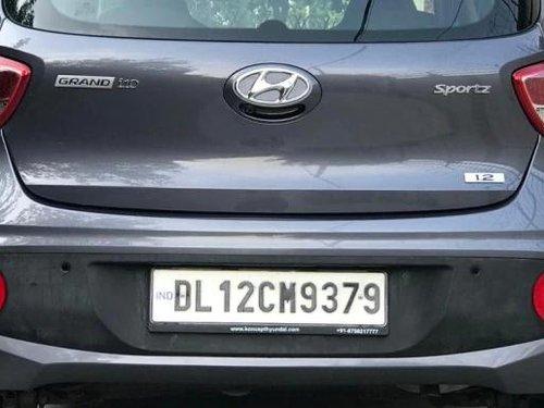 Used 2018 Grand i10 1.2 Kappa Sportz Option  for sale in New Delhi