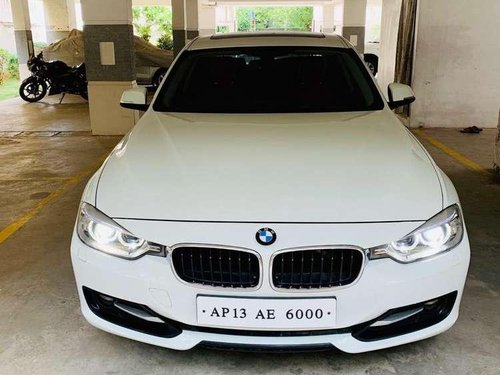 Used 2013 BMW 3 Series AT for sale in Hyderabad