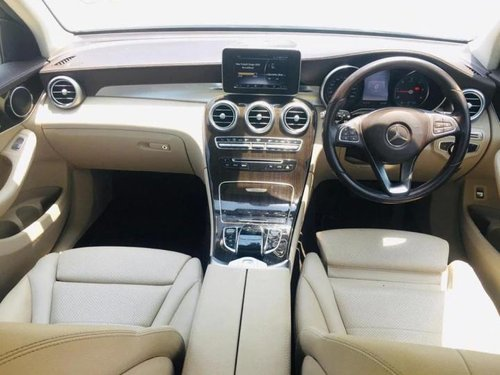 Used Mercedes Benz GLC 2016 AT for sale in New Delhi
