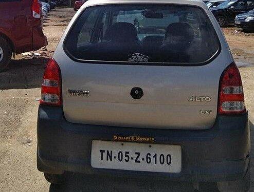 Used 2008 Maruti Suzuki Alto MT for sale in Tiruchirappalli