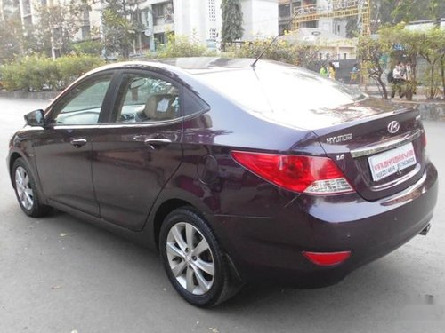 Used Hyundai Verna 1.6 SX VTVT 2013 MT for sale in Mumbai
