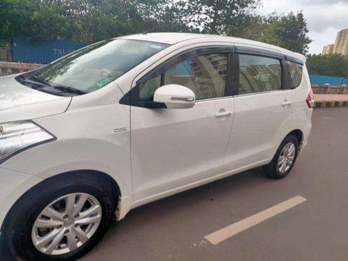Used Maruti Suzuki Ertiga 2017 MT for sale in Thane