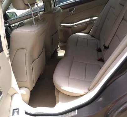 Used Mercedes Benz E Class 2014 AT for sale in New Delhi