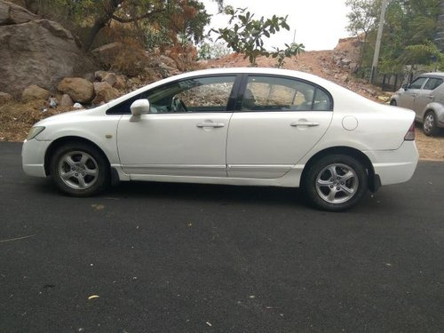 Used Honda Civic 2007 MT for sale in Hyderabad-11