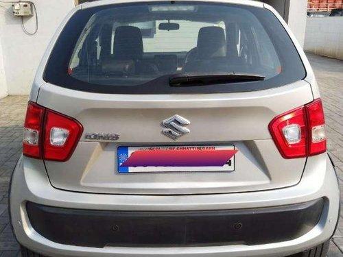 Used Maruti Suzuki Ignis 2018 MT for sale in Bilaspur