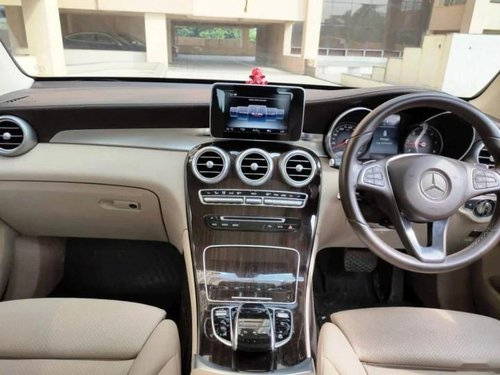 Used Mercedes Benz GLC 2018 AT for sale in Pune