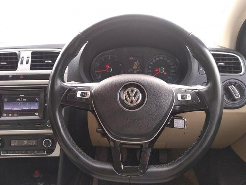 Used Volkswagen Polo 2016 MT for sale in Faridabad