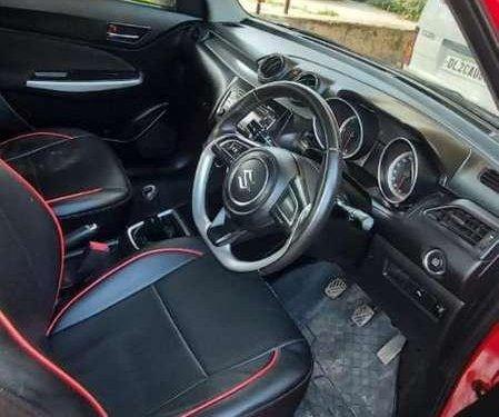 Used Maruti Suzuki Swift ZDi 2018 MT for sale in Rampur