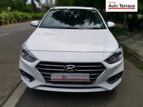 Used Hyundai Verna 2018 AT for sale in Mumbai