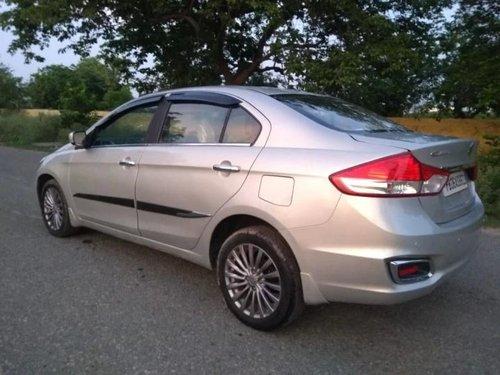 Used Maruti Suzuki Ciaz 2018 MT for sale in New Delhi