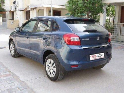 Used Maruti Suzuki Baleno 2017 MT in Ahmedabad